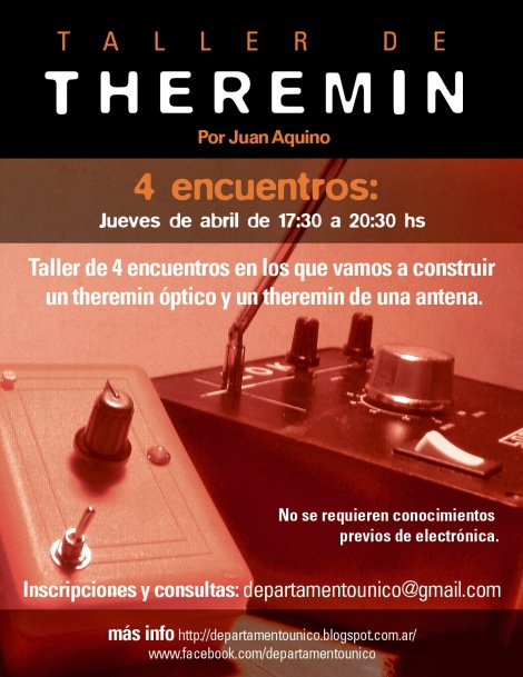 flyer theremin